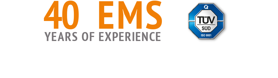 40 years of EMS experience